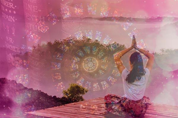 Divine Wisdom Spiral in Nature